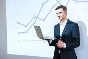 Discussione con presentazione slides