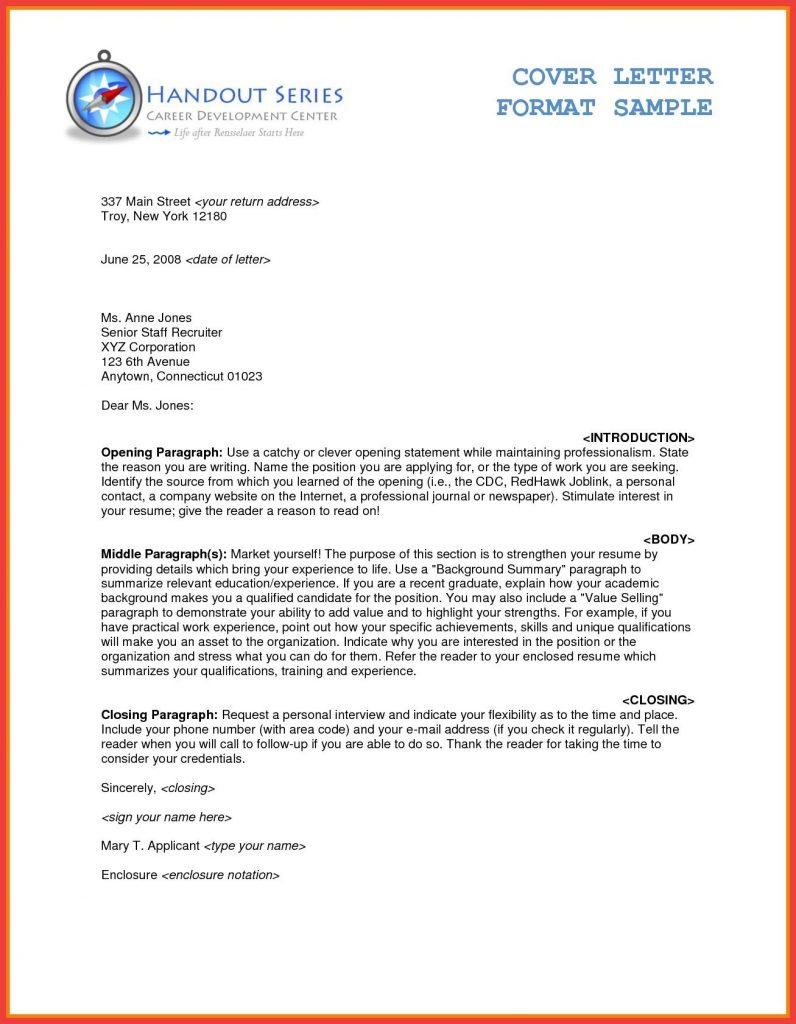 Lettera di vendita
